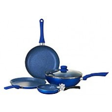 Deals, Discounts & Offers on Cookware - Wonderchef 4 Pcs Induction Base Cookware Set