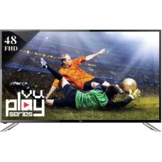 Deals, Discounts & Offers on Televisions - Vu 122cm (48) Full HD Smart LED TV