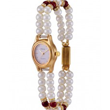 Deals, Discounts & Offers on Women - Oleva Pristine Pearl Duals Watch offer