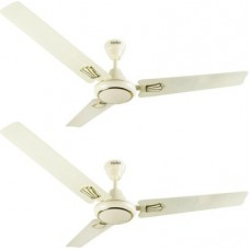 Deals, Discounts & Offers on Electronics - Citron CF001 (Pack of Two) 3 Blade Ceiling Fan