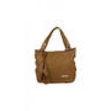Deals, Discounts & Offers on Accessories - Lino Perros Beige Leatherite Handbag