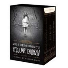 Deals, Discounts & Offers on Books & Media - Miss Peregrine's Peculiar Children Boxed Set