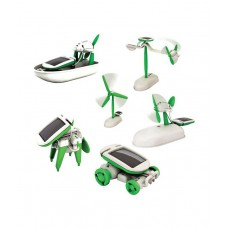 Deals, Discounts & Offers on Gaming - 6 in 1 Solar Toy offer