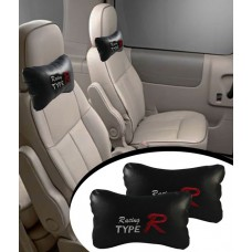 Deals, Discounts & Offers on Car & Bike Accessories - Type R - Car Seat Neck Cushion Pillow - Set of 2