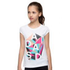 Deals, Discounts & Offers on Baby & Kids - GIRLS' ADIDAS TRAINING LG CO TEE