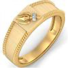 Deals, Discounts & Offers on Women - Bangle In 18Kt Yellow Gold offer