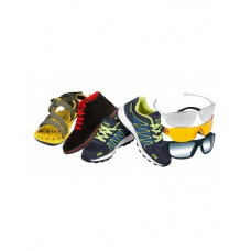 Deals, Discounts & Offers on Foot Wear - Men Sports Shoes With Accessories offer