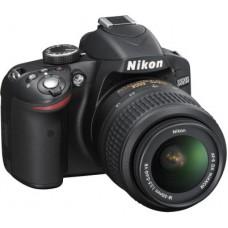 Deals, Discounts & Offers on Cameras - Nikon D3200 (Body with AF-S DX NIKKOR 18-55mm f/3.5-5.6G VR II Lens) DSLR Camera