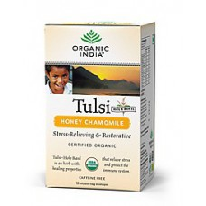 Deals, Discounts & Offers on Health & Personal Care - Organic India Tulsi Honey Chamomile Tea
