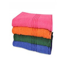 Deals, Discounts & Offers on Home Decor & Festive Needs - Multicolor cotton towel offer