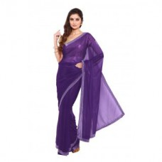 Deals, Discounts & Offers on Women Clothing - Parchayee Georgette Saree offer