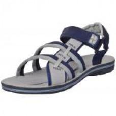 Deals, Discounts & Offers on Foot Wear - V-TREE GREY BLUE PU SOLE SANDALS