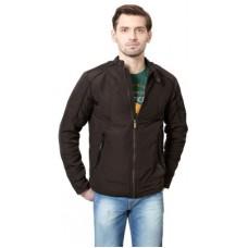 Deals, Discounts & Offers on Men Clothing - Van Heusen Full Sleeve Solid Men's Jacket