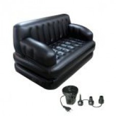 Deals, Discounts & Offers on Furniture - 5 In 1 Sofa Inflatable Bestway Air Bed