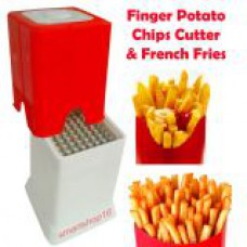 Deals, Discounts & Offers on Home & Kitchen - Finger Potato Chips Cutter French Fries