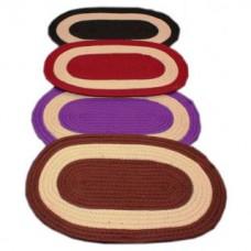 Deals, Discounts & Offers on Home Decor & Festive Needs - k decor set of 4 door mats offer