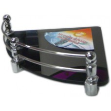Deals, Discounts & Offers on Home Decor & Festive Needs - G S Enterprise Glass Wall Shelf offer