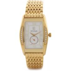 Deals, Discounts & Offers on Accessories - Titan NE1527YM04 Tycoon Analog Watch