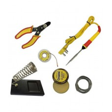 Deals, Discounts & Offers on Accessories - Easy Electronics 6 In 1 Soldering Iron Kit
