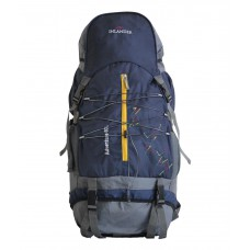 Deals, Discounts & Offers on Accessories - Inlander Navy Blue Polyester Hiking Bag