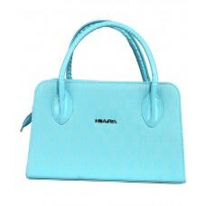 Deals, Discounts & Offers on Accessories - Kiara Blue Non Leather Handbag