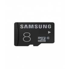 Deals, Discounts & Offers on Mobile Accessories - Samsung MicroSDHC 8 GB Class 6