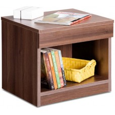 Deals, Discounts & Offers on Furniture - Debono Engineered Wood Bedside Table