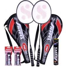 Deals, Discounts & Offers on Auto & Sports - Silver's Pro-170 Badminton Kit