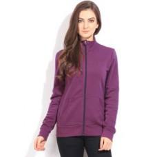 Deals, Discounts & Offers on Women Clothing - Puma Full Sleeve Solid Women's sweatshirt