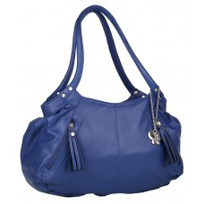 Deals, Discounts & Offers on Accessories - Butterflies Trendy Blue Shoulder Bag offer