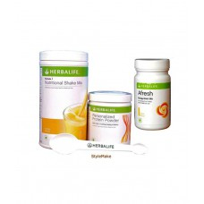 Deals, Discounts & Offers on Health & Personal Care - Herbalife Ultimate Weight Management Program Formula 1 Formula 3 -Mango
