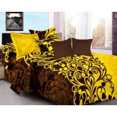 Deals, Discounts & Offers on Home Decor & Festive Needs - Ahmedabad Cotton Cotton Floral Double Bedsheet