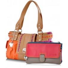 Deals, Discounts & Offers on Women - Butterflies Hand-held Bag offer