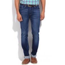 Deals, Discounts & Offers on Men Clothing - Numero Uno Slim Fit Men's Blue Jeans