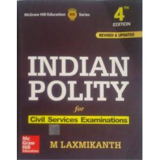 Deals, Discounts & Offers on Books & Media - Indian Polity (English) 4 Edition  Books offer