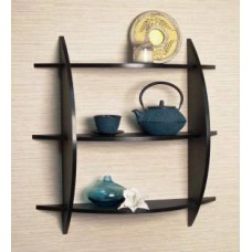 Deals, Discounts & Offers on Home Decor & Festive Needs - The New Look Mw11d Wooden Wall Shelf