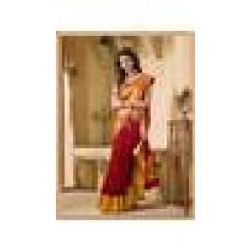 Deals, Discounts & Offers on Women Clothing - Indian Beauty Art Silk Saree