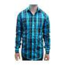 Deals, Discounts & Offers on Men Clothing - Cotton Check Shirt offer