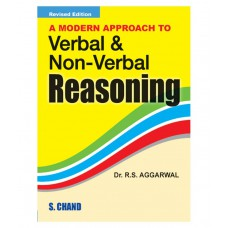 Deals, Discounts & Offers on Books & Media - A Modern Approach to Verbal & Non Verbal Reasoning Paperback (English) Revised Edition