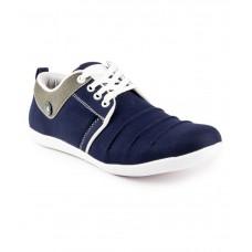 Deals, Discounts & Offers on Foot Wear - GS Blue Sneaker Shoes offer