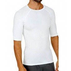 Deals, Discounts & Offers on Men Clothing - Lycot Compression Half Sleeves T -Shirt