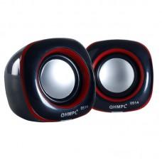 Deals, Discounts & Offers on Accessories - Quantum QHM 602 2.0 Mini Computer Speakers