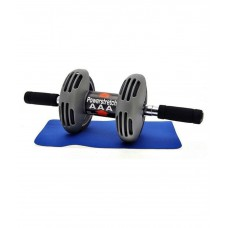 Deals, Discounts & Offers on Auto & Sports - Skys&Ray Full Body Power Stretch Ab Roller with Mat