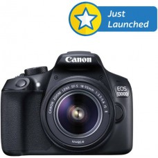 Deals, Discounts & Offers on Cameras - Canon EOS 1300D Kit (EF-S 18 - 55 IS II) DSLR Camera