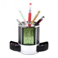 Deals, Discounts & Offers on Stationery - Digital Pen stand with Drawer