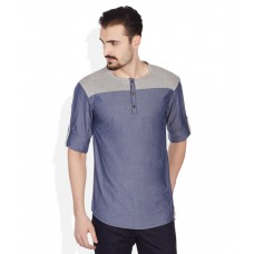 Deals, Discounts & Offers on Men Clothing - Flat 50% off on John Players Gray Solids Shirt