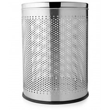 Deals, Discounts & Offers on Home Improvement - KC Steel Dustbin Round Perforated
