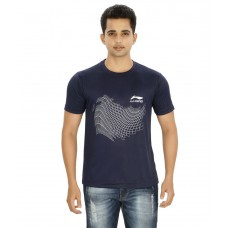 Deals, Discounts & Offers on Men - Li-Ning Badminton T-shirt