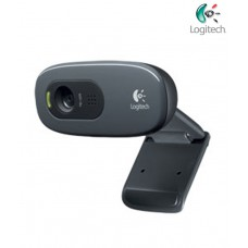Deals, Discounts & Offers on Computers & Peripherals - Flat 29% off on Logitech HD  Webcam