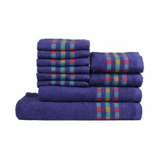 Deals, Discounts & Offers on Home Appliances - Flat 56% off on Trident Set Cotton Towels